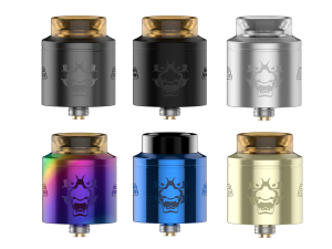 GeekVape Tengu RDA Clearomizer Set