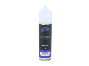 The Fog Clown - Energy Series - Blackcurrant - 50ml - 0mg/ml