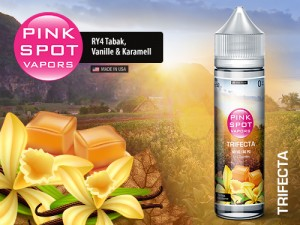 Pink Spot - Trifecta 50ml - 0mg/ml