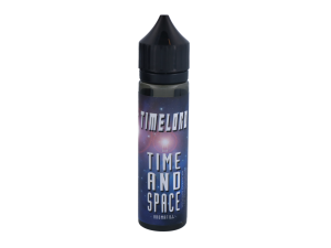 Twisted - Timelord - Time and Space 0mg/ml 50ml