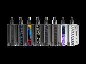 Vsticking VKsma E-Zigaretten Set