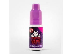 Vampire Vape Rhubarb & Custard - E-Zigaretten Liquid