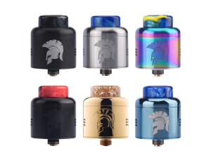 Wotofo Warrior RDA Clearomizer Set