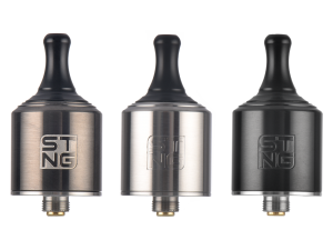 Wotofo STNG MTL RDA Clearomizer Set