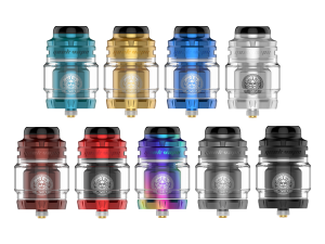 GeekVape Zeus X 2 RTA Clearomizer Set