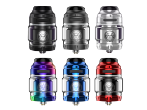 GeekVape Zeus X RTA Clearomizer Set