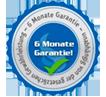 +6 Monate Garantie